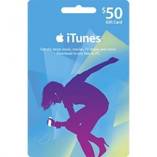 iTunes Gift Card Digital $50 USA