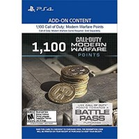Call of Duty: Modern Warfare Points - 1100 puntos