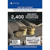 Call of Duty: Modern Warfare Points - 2400 puntos