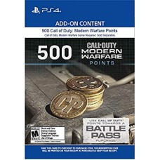 Call of Duty: Modern Warfare Points - 500 puntos