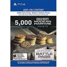 Call of Duty: Modern Warfare Points - 5000 puntos