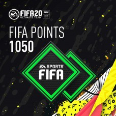 FIFA 20 1050 puntos Ultimate Team PS4