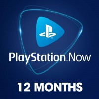 Tarjeta Playstation Now 12 Meses USA