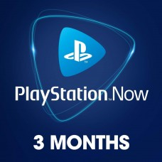 Tarjeta Playstation Now 3 Meses USA