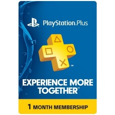 Tarjeta Playstation Plus 1 mes USA